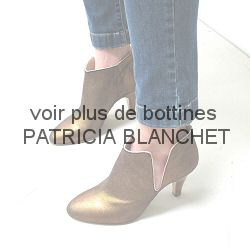 Bottines Patricia Blanchet Paris