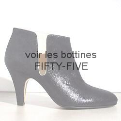 Patricia Blanchet bottines Fifty Five