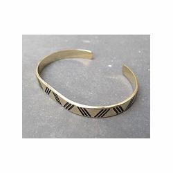 Anne Thomas bracelet Emma noir