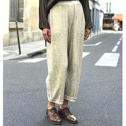 Elsa Esturgie pantalon Bientot - beige