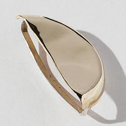 Faris earcuff Cap helix bronze
