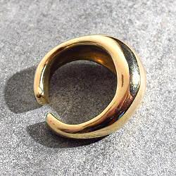 Faris earcuff Grosso bronze