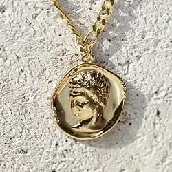 Hermina collier Hermes chioker small gri-gri