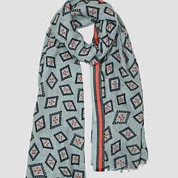 Lovat & Green foulard homme laine Pictures Lovat