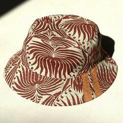 Lovat & Green chapeau bob bucket hat Palm