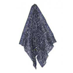 Ma Poesie foulard homme graphique marine Retro