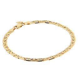 Maria Black bracelet Carlo small gold / argent dore