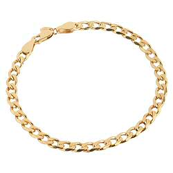 Maria Black bracelet Forza small gold / argent dore