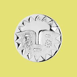 Maria Black coin Life gold