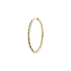 Maria Black boucle solo Liv Hoop 20mm or 14k