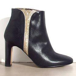 Patricia Blanchet boots California cuir noir