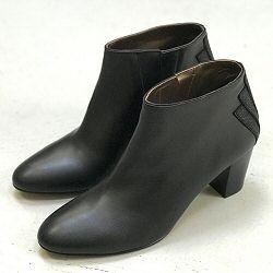 Patricia Blanchet boots Fabuleuse cuir noir
