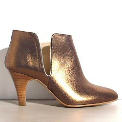 Patricia Blanchet bottines Fifty-Five bronze
