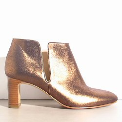 Patricia Blanchet boots Forty Four bronze