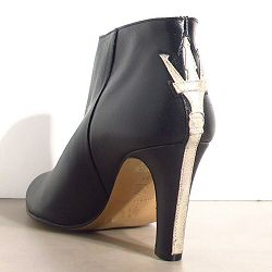 Patricia Blanchet boots Neptune cuir noir