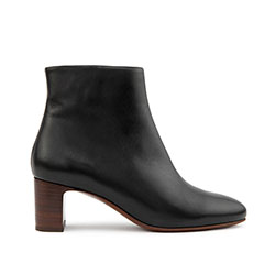 Rivecour bottine 290 cuir noir