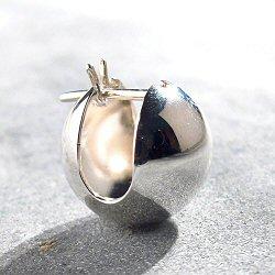 Sansoeurs boucle solo Sphere argent 925