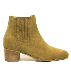 Sessun Caylar boots daim gold