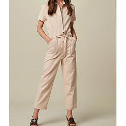 Sessun combi-pantalon rose Desert Cloud