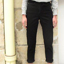 Sessun jeans noir Momon black
