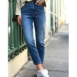 Sessun jeans Momon vintage blue denim