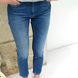 Sessun jeans Slimette worker blue