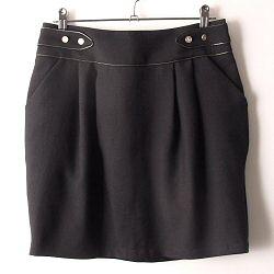 Sessun jupe Irena noire