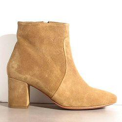Sessun boots Petulia daim gold
