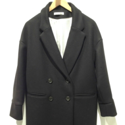 Sessun manteau Algon black