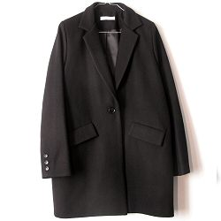 Sessun manteau Hello Dolly noir