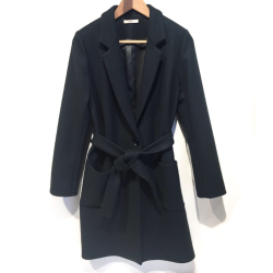 Sessun manteau Marcelin fumo