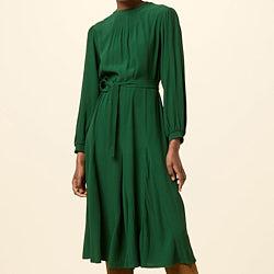 Sessun robe Noralia irish green