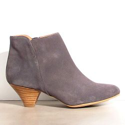 Sessun You Boots daim gris