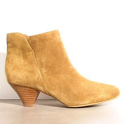 Sessun You Boots daim gold