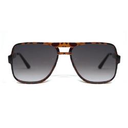 Spitfire lunettes de soleil Orbital ecaille / noir