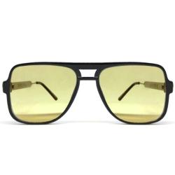 Spitfire lunettes de soleil Orbital noir / tan
