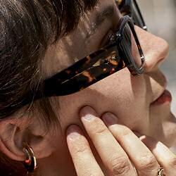 Spitfire lunettes de soleil Cut Eleven ecaille