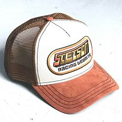 Stetson casquette Trucker cap Racing vintage 70s