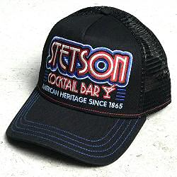 Stetson casquette homme Trucker cap Cocktail Bar