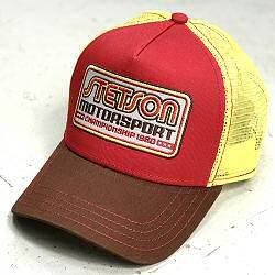 Stetson casquette Trucker cap homme Motorsport II