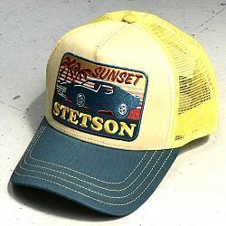 Stetson casquette homme Trucker cap Sunset