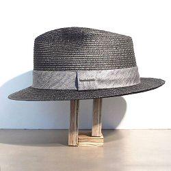 Stetson chapeau femme gris Reedley toyo