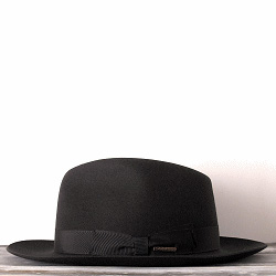 Stetson chapeau femme Penn anthracite