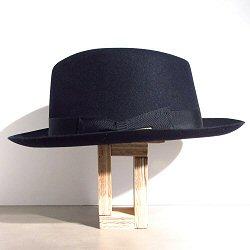 Stetson chapeau Penn bleu marinE navy