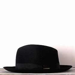Stetson chapeau femme Penn noir