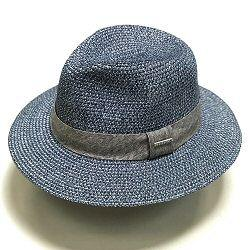 Stetson chapeau Traveller ete bleu