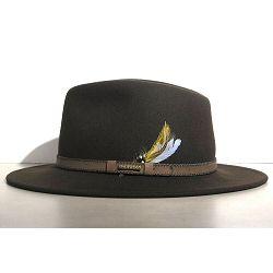 Stetson chapeau feutre Rocklin brown