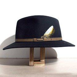 Stetson chapeau feutre Rocklin noir