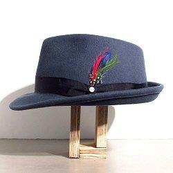 Stetson chapeau gris anthracite Elkader