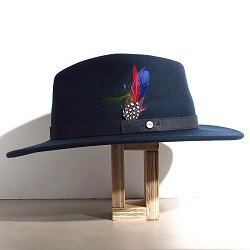 Stetson chapeau Yutan marine